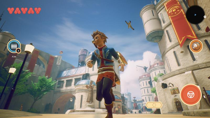 oceanhorn-2-iphone-android-3 Novas imagens incríveis de Oceanhorn 2: Knights of the Lost Realm