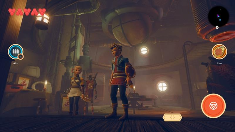 oceanhorn-2-iphone-android-4 Novas imagens incríveis de Oceanhorn 2: Knights of the Lost Realm