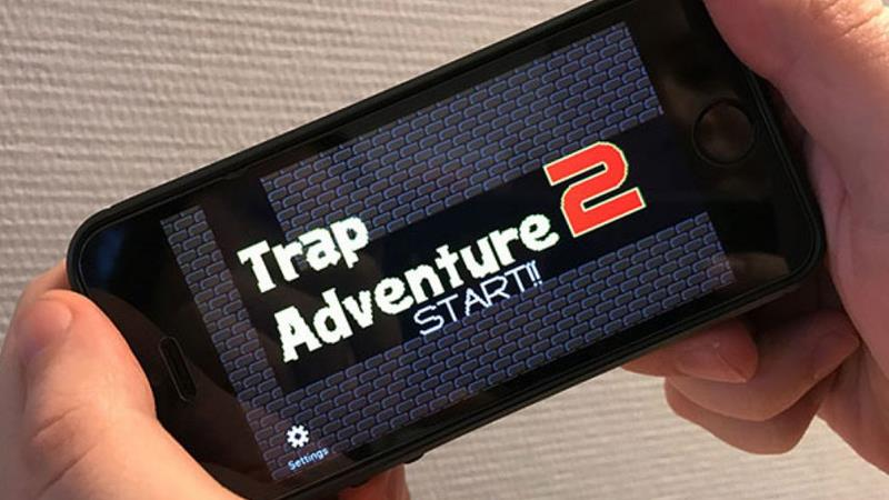 "trap-adventure-2-android Trap Adventure 2: game de sucesso no iOS recebe ""versões"" no Android"