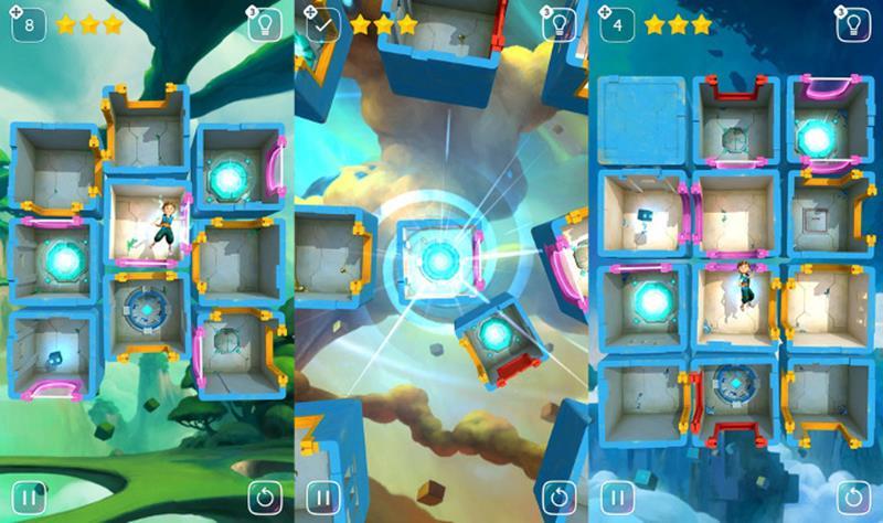 warp-shift-h12 25 Melhores Jogos Grátis OFFLINE para Android 2018 (#6)