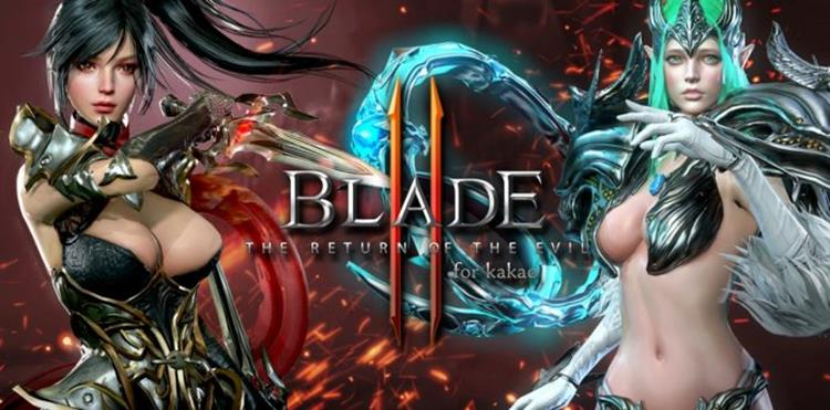 Blade-II-The-Return-of-Evil-android-cbt Blade II The Return of Evil: Teste Beta em Fevereiro e novo Trailer