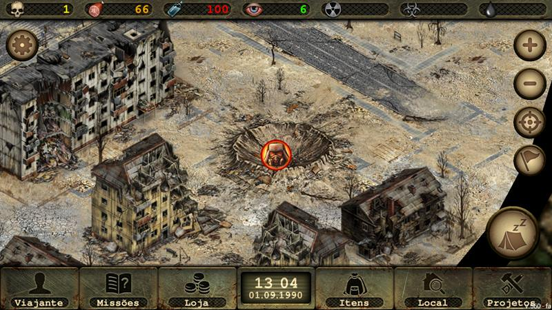 Day-r-Survival-android-iphone-1 Day R Survival é um RPG pós-apocalíptico para Android e iOS