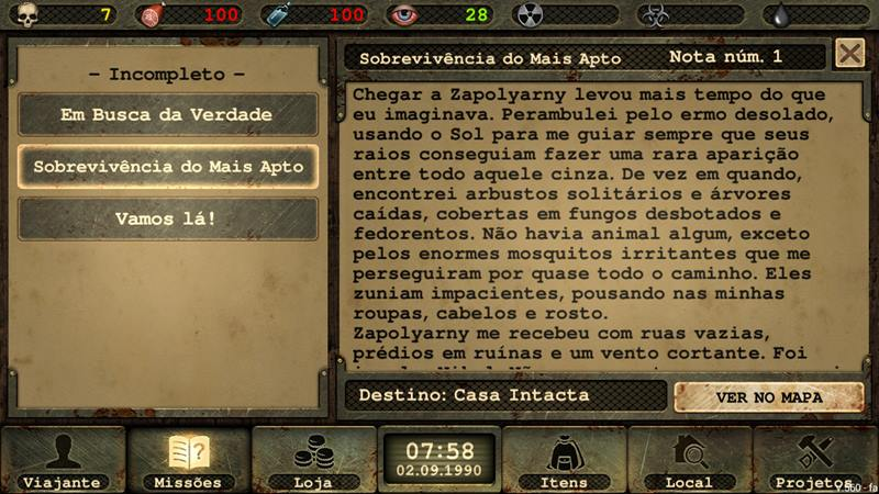 Day-r-Survival-android-iphone-3 Day R Survival é um RPG pós-apocalíptico para Android e iOS