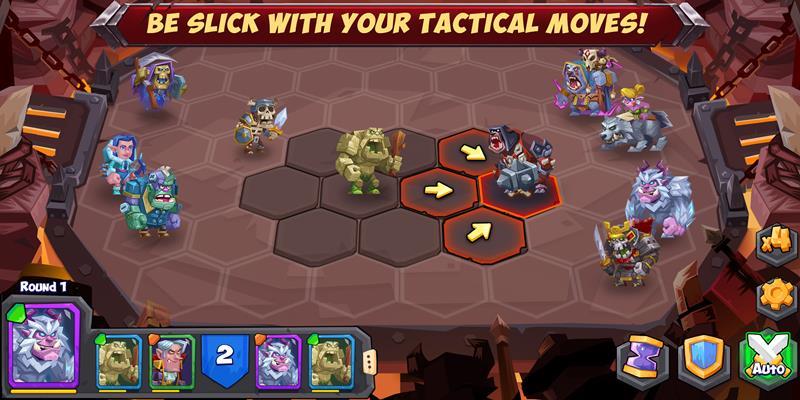 Tactical-Monsters 25 Melhores Jogos Grátis para iPhone e iPad de 2017 - Parte 2