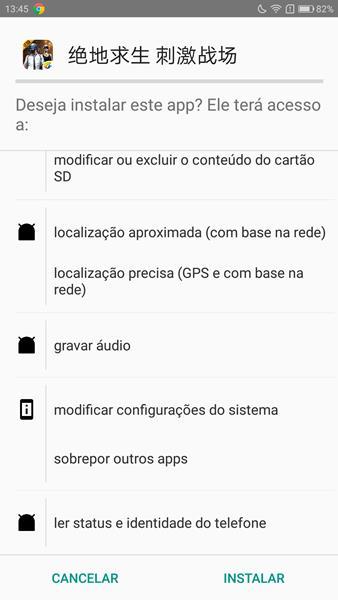 como-baixar-pubg-mobile-android-oficial-apk-5 Como baixar PUBG Mobile (Lightspeed) do site OFICIAL (APK atualizado)