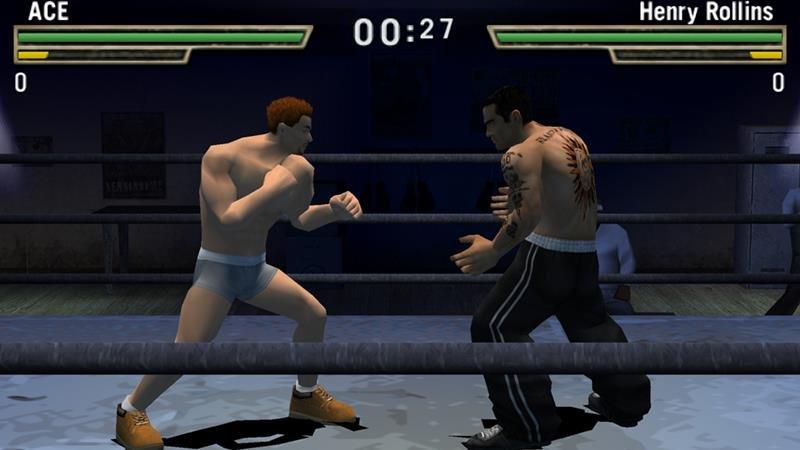 def-jam-fight-ny-psp Os Jogos mais LEVES (e Compatíveis) para PPSSPP no Android
