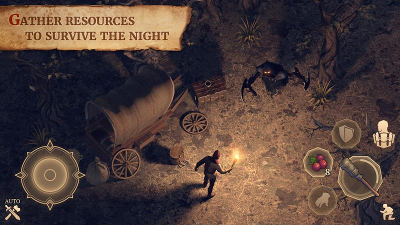 "grim-soul-android-apk-2 Grim Soul é um ""Last Day on Earth"" Medieval para Android"
