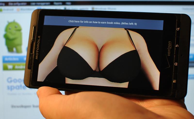"""iboobs-android Date Ariane e mais: veja jogos """"proibidão"""" no Android"""