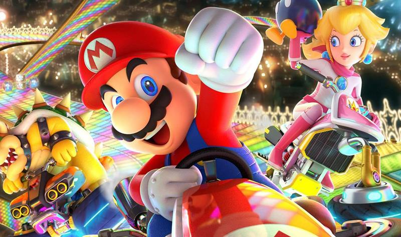 mario-kart-android-iphone Nintendo anuncia 'Mario Kart' para iPhone e Android