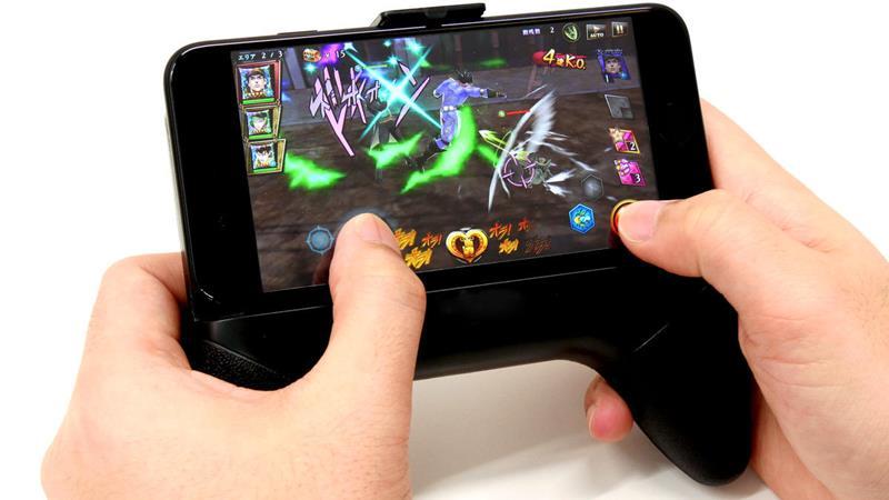 mockup-smartphone-gamer Xiaomi deve Lançar Celular Gamer em 2018