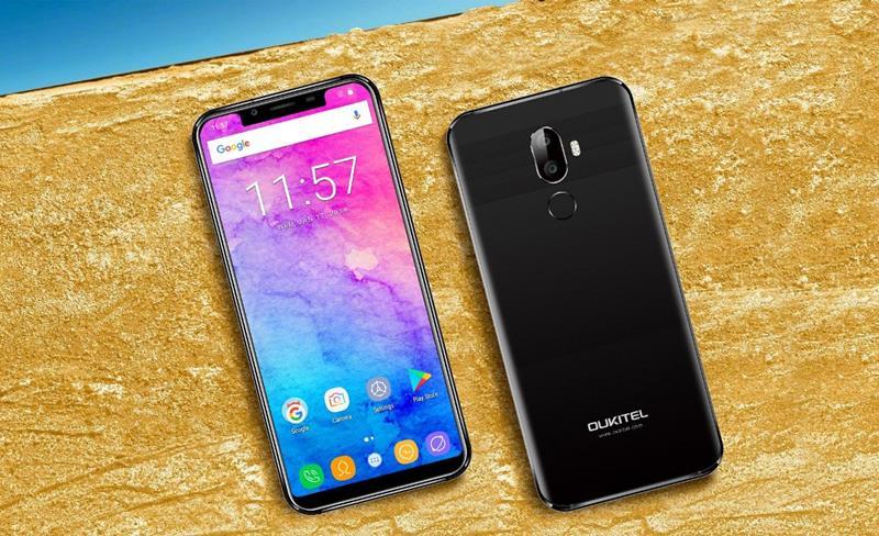 oukitel-u18 OnePlus 5 e mais: Promoções de Cupons na Banggood