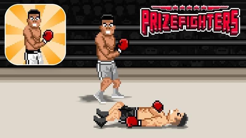 prizefighters 25 Melhores Jogos Grátis para iPhone e iPad de 2017 - Parte 2
