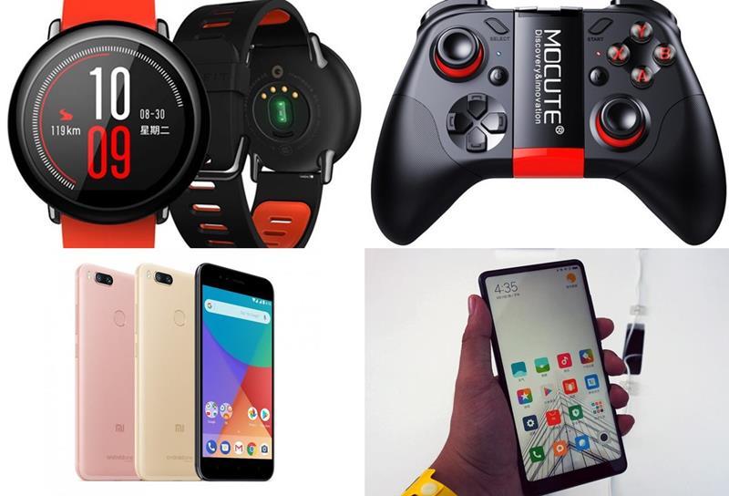 promoca-fevereiro-gearbest-celulares-relogios-controles Mi Mix 2, Vernee e mais: celulares em promoções na GearBest
