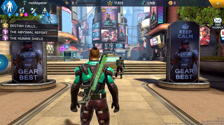 shadowgun-legends 50 Jogos para Android compatíveis com Controle e Gamepad Bluetooth