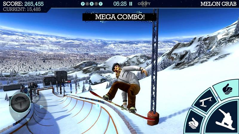 snowboard-party-2-android-iphone Snowboard Party Pro está GRÁTIS por tempo limitado no Android