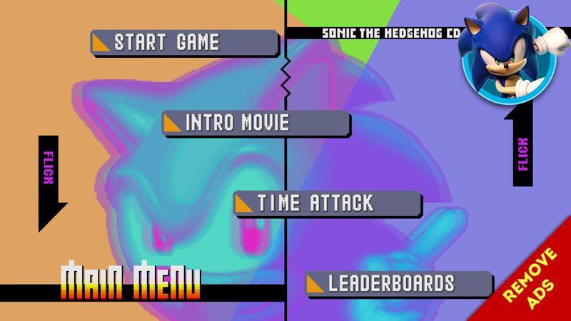 sonic-cd-android-gratis-2 Sonic CD Classic retorna e fica gratuito para Android e iOS