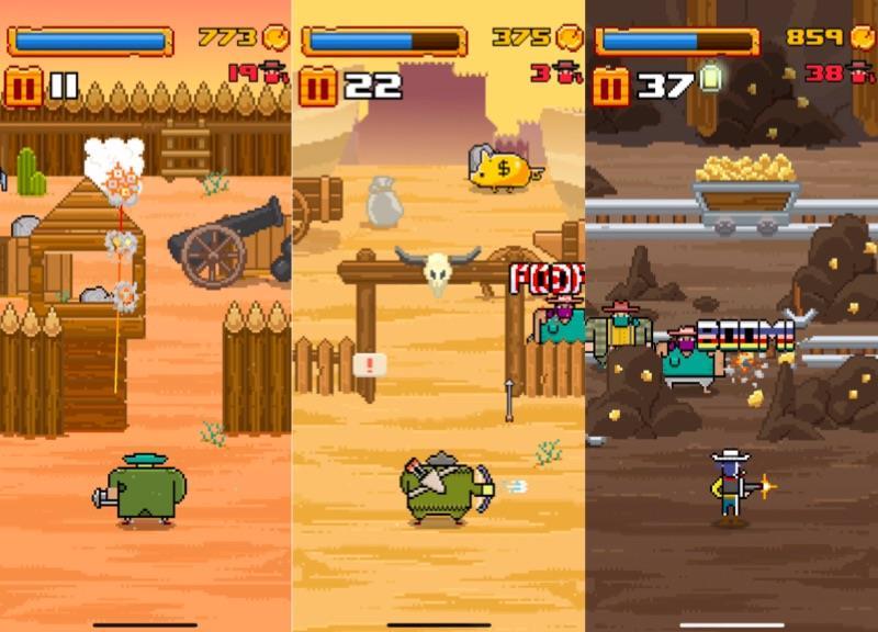 timber-west Melhores Jogos para Android Grátis - Janeiro de 2018