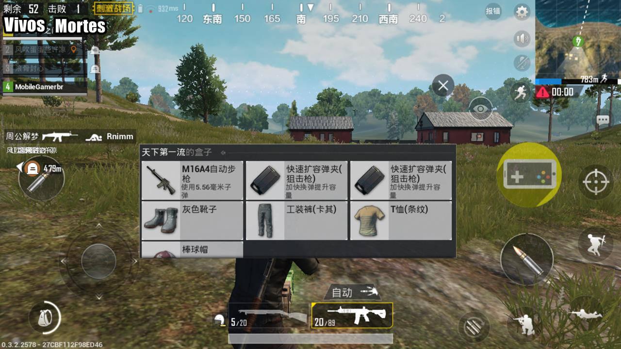 traducao-menus-pubg-mobile-battlefield-2 PUBG Mobile (Battlefield): Tradução dos Menus e Dicas