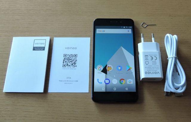 vernee-m5 Mi Mix 2, Vernee e mais: celulares em promoções na GearBest