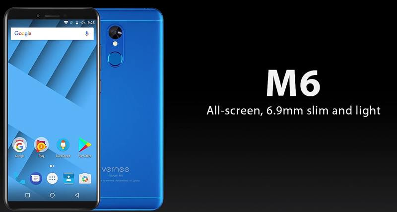vernee-m6-promocao Vernee M6, LeRee Le 3: smartphones em promoção na Gearbest