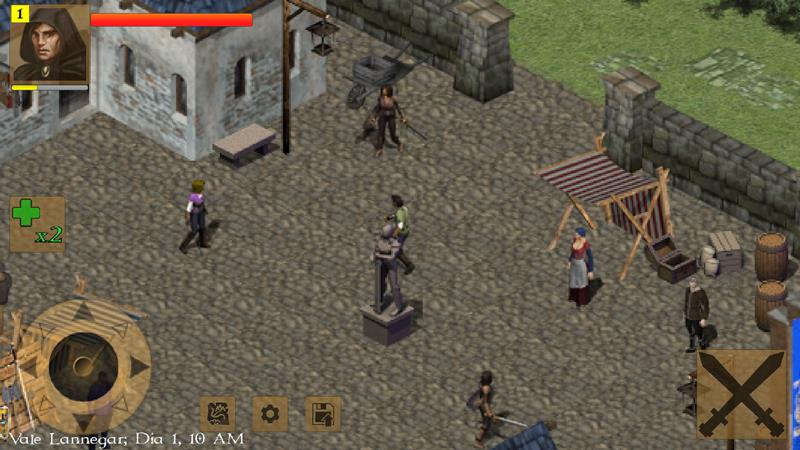 Exiled-Kingdoms-3 Exiled Kingdoms: RPG clássico em PORTUGUÊS e totalmente OFFLINE