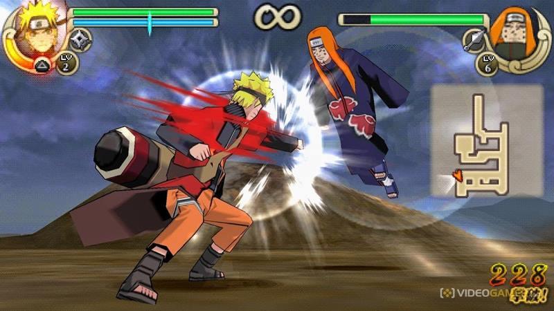 Naruto-Shippuden-Kizuna-Drive Best Naruto Games for Android Phones