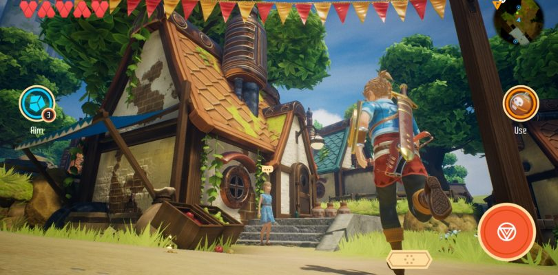 Oceanhorn-2-Knights-of-the-Lost-Realm-2-810x400 Oceanhorn 2: novo vídeo de gameplay na GDC 2018