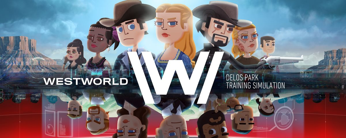 Westworld-game-android-iphone Westworld: anunciado game da série de TV da HBO