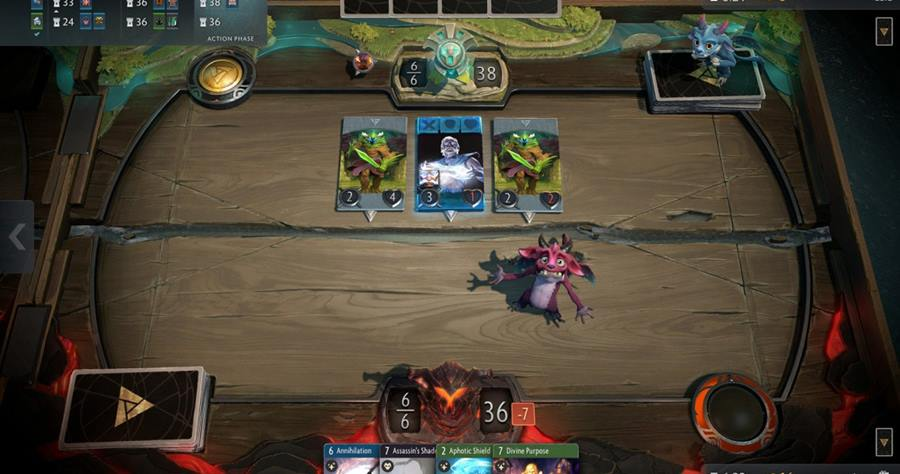 artifact-jogo-android-iphone Artifact: jogo de cartas da Valve será lançado também para smartphones