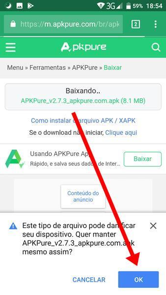 Como instalar apk pure 5 mobile gamer tudo sobre jogos de celular como instalar apk pure 5 169x300 como instalar apk stopboris Gallery