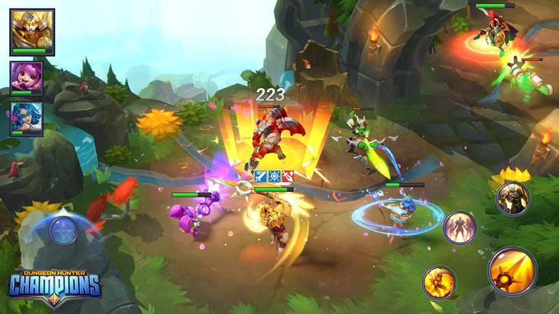 dungeon-hunter-campeoes-android-iphone-windows-10-2 Conheça 6 personagens marcantes de Dungeon Hunter Campeões (Gameloft)