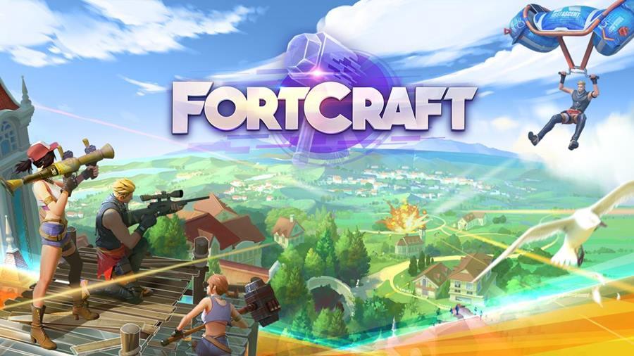 fortcraft-android-apk FortCraft é o jogo mais baixado no APK Pure, mesmo sem ter sido lançado