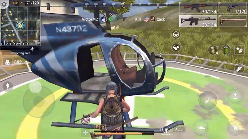 hopeless-land 10 Jogos para Android parecidos com Battlegrounds (PUBG)