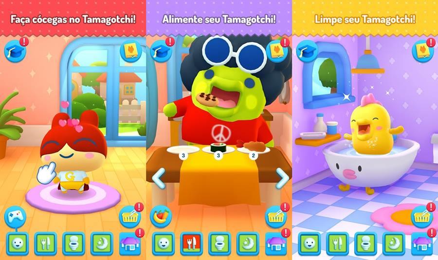 my-tamagotchi-forever-android-iphone My Tamagotchi Forever chega aos celulares trazendo realidade aumentada