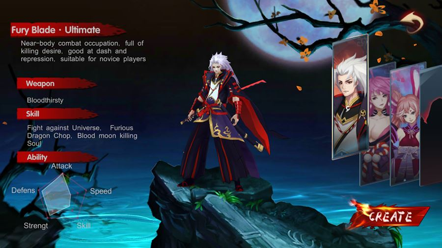 samurai-legends-android-game 10 Melhores Jogos para Android Grátis - Março de 2018