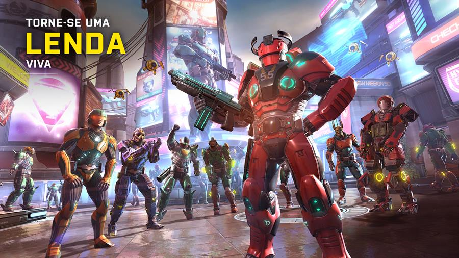 shadowgun-legends-lancamento-android-iphone Shadowgun Legends é lançado globalmente no Android