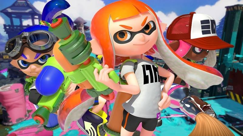 splatoon-clone-for-android SplatPengiun: Hero Game planeja game cópia de Splatoon para Android