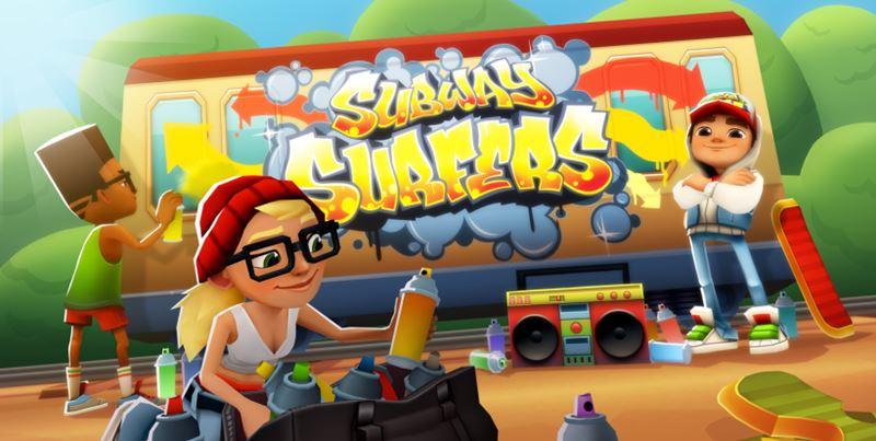 subway-surfers-android-iphone Subway Surfers é o primeiro game a alcançar 1 bilhão de downloads no Android