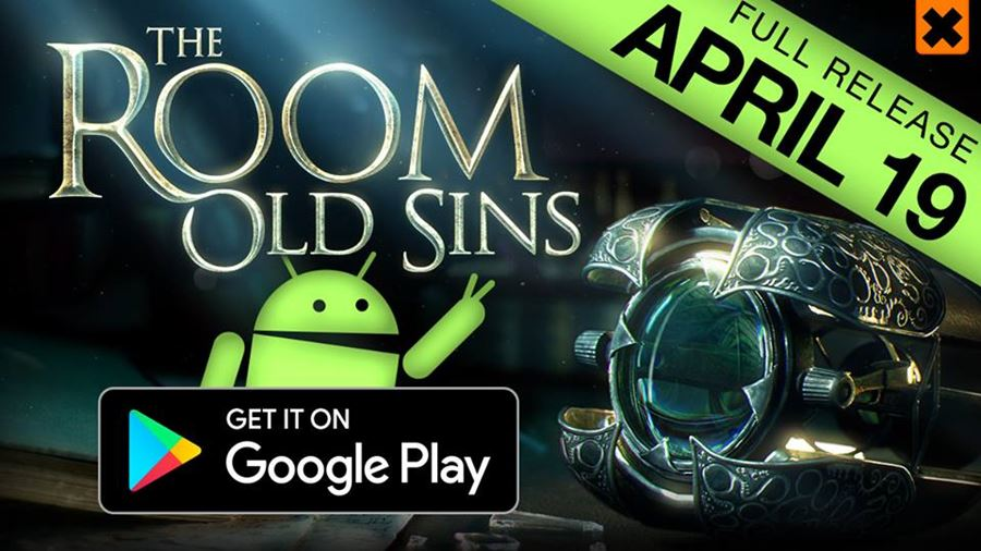 the-room-old-sins-android The Room: Old Sins chega ao Android no dia 19 de Abril