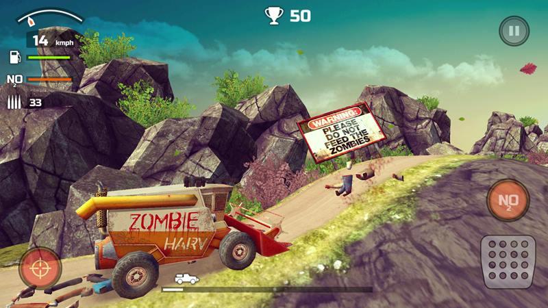 zombie-derby-2 25 Melhores Jogos Offline para Android Grátis de 2018 #7