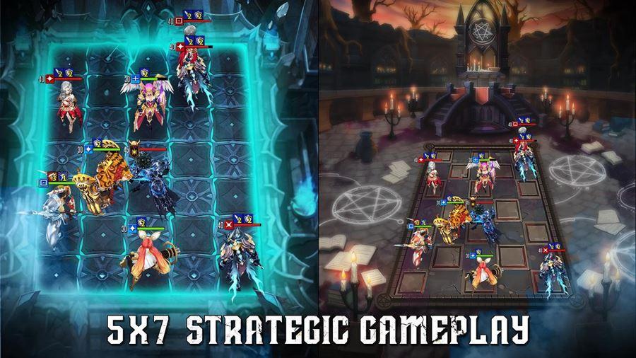 Chain-strike-android-iphone-3 Chain Strike: Com2us lança novo jogo de estratégia para Android e iOS