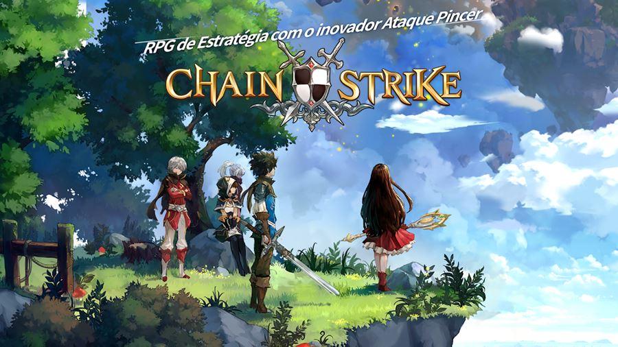 Chain-strike-android-iphone Chain Strike: Com2us lança novo jogo de estratégia para Android e iOS