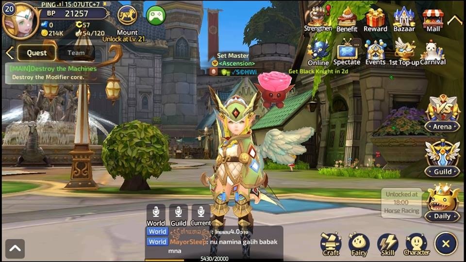 Dragon-Nest-M-gameplay-2 MMORPG Dragon Nest M está em teste beta aberto no Android