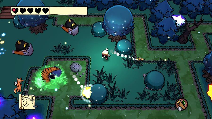 """Ittle-Dew-2-2 Ittle Dew 2: jogo inspirado em """"Zelda 2D"""" chega em breve no Android e iOS"""