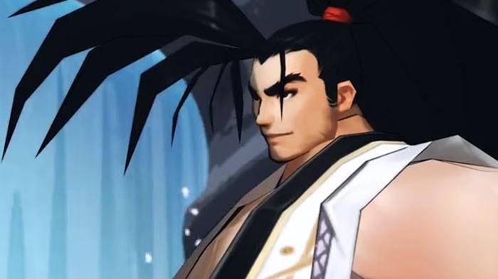 Samurai-Shodown-Mobile_04-25-18 Samurai Shodown vai ganhar jogo de ação para smartphones