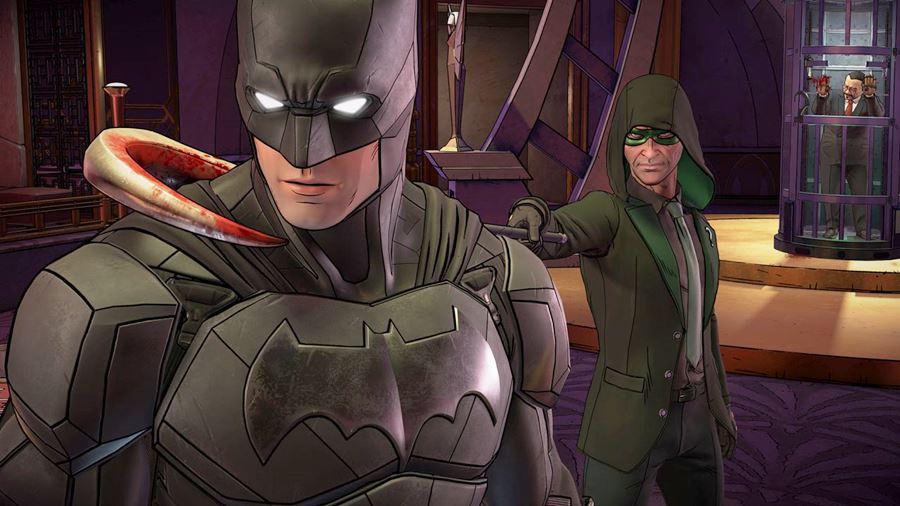 batman-inimigo-interno 30 Melhores Jogos OFFLINE de Aventura para Android e iPhone