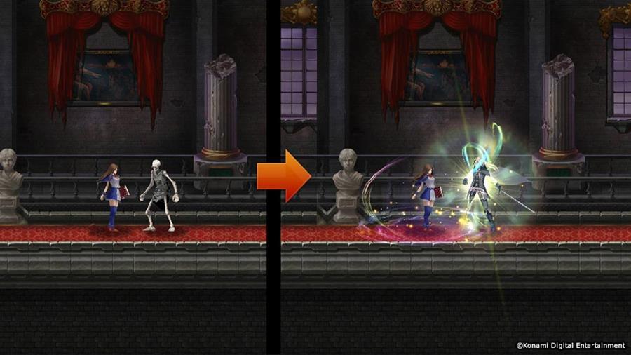 castlevania-grimoire-of-souls-2 Saiba tudo sobre Castlevania: Grimoire of Souls (iPhone e Android?)
