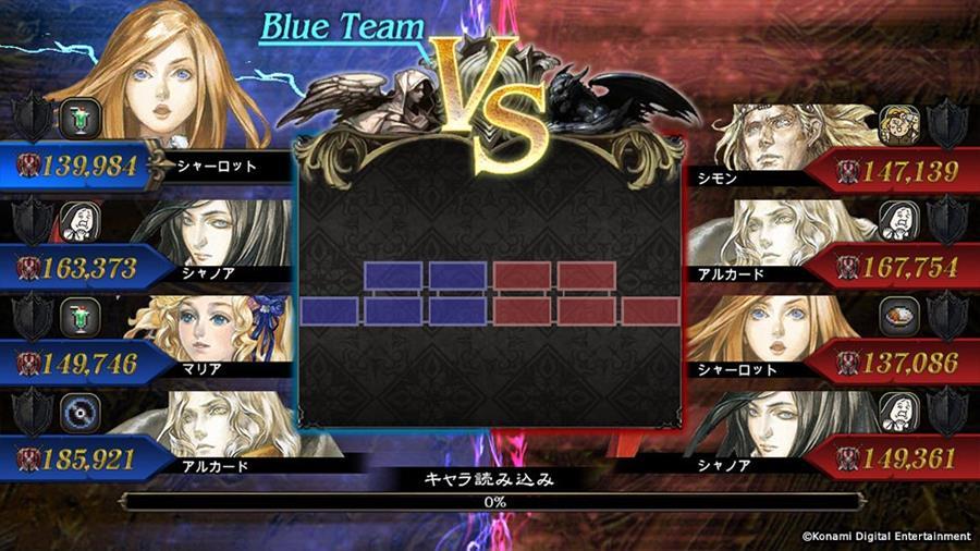 Castlevania: Grimoire of Souls reúne heróis clássicos em jogo mobile