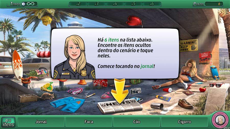 criminal-chase 30 Melhores Jogos OFFLINE de Aventura para Android e iPhone