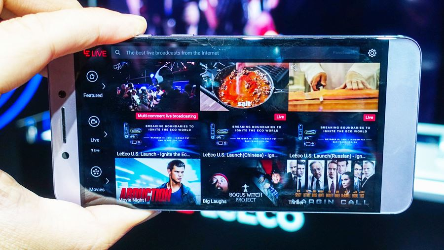 leeco-pro-3-elite Melhores Smartphones Baratos para Comprar na GearBest Brasil